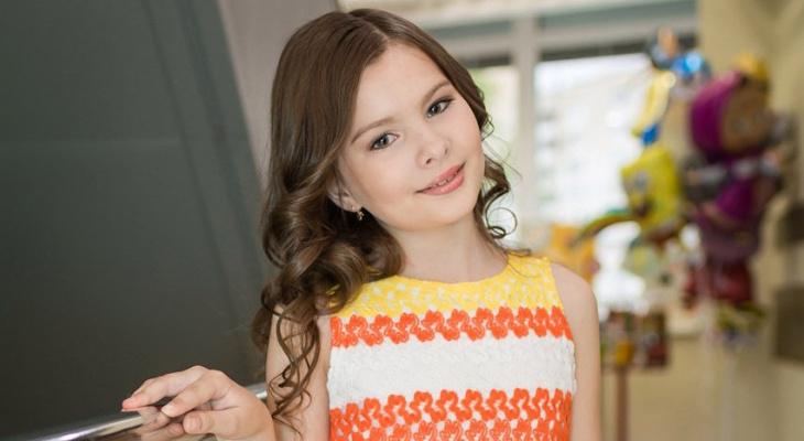 Девятилетняя жительница Перми приняла участие в международном фестивале одежды