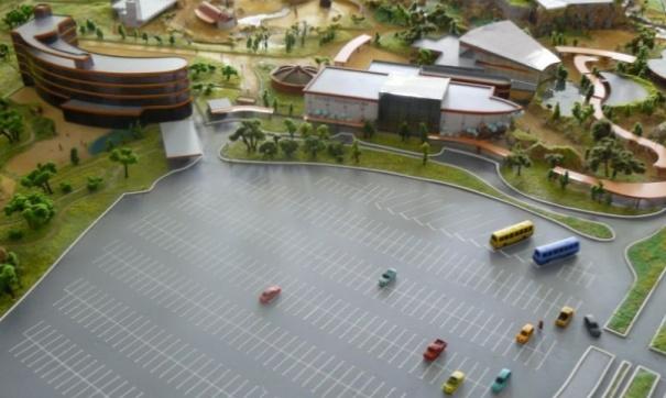 Строительство нового пермского зоопарка задерживается