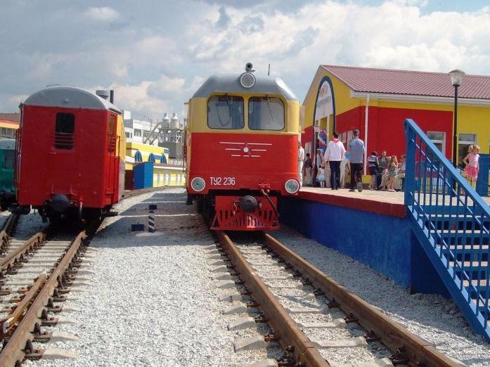 На пермской набережной появится детская железная дорога