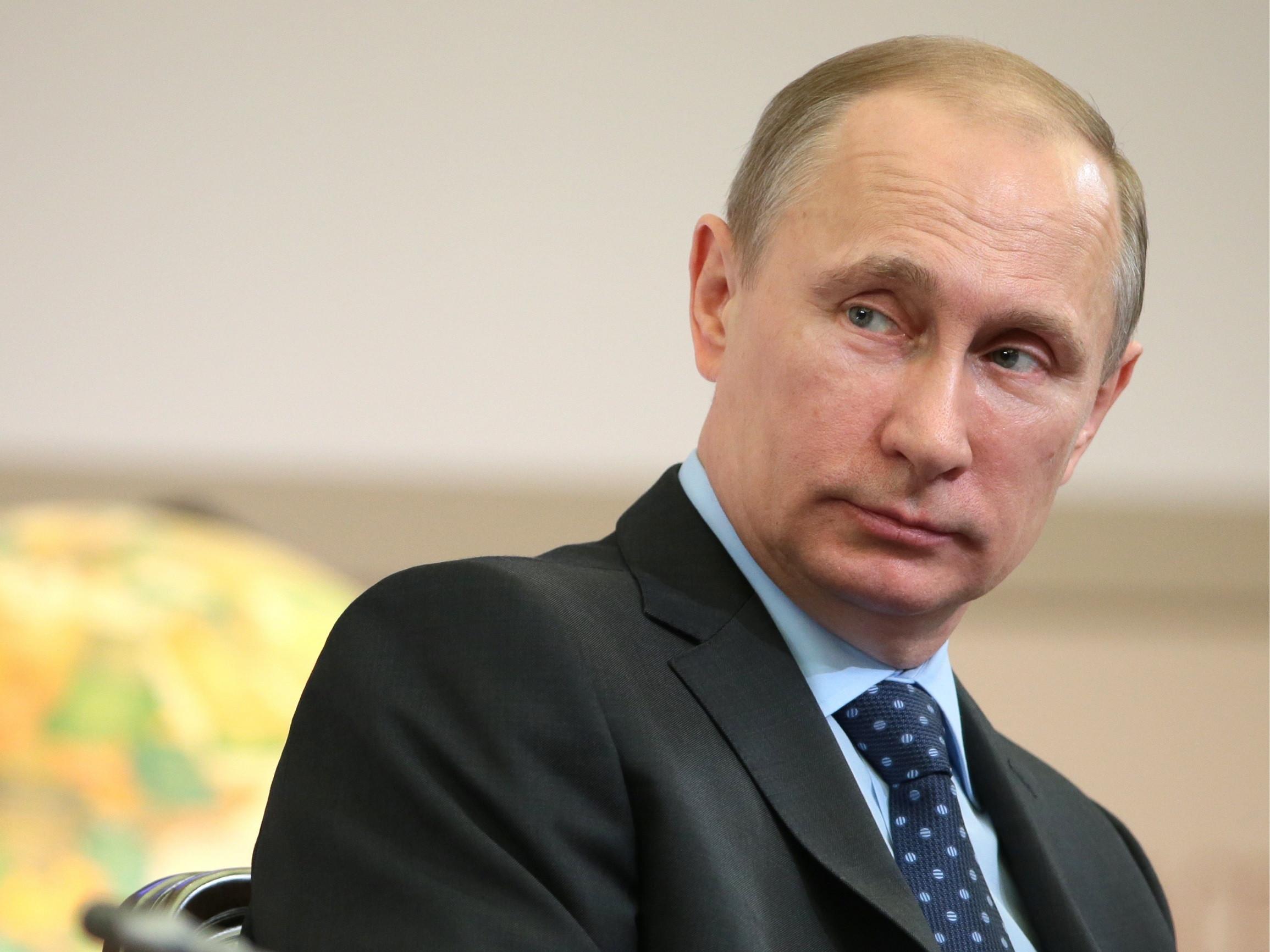 Владимир Путин провёл день в Перми