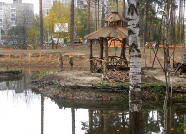 В Черняевском лесу откроется лекторий под открытым небом