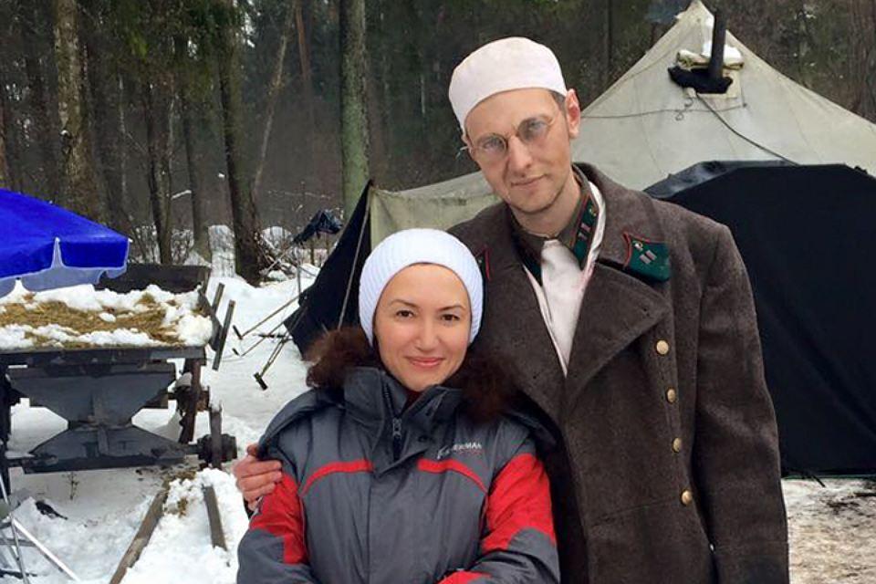Съёмки нового российского сериала проводились в Прикамье