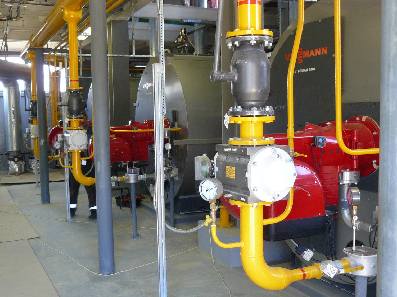 «Газпром» обязывают подавать газ на кунгурские котельные
