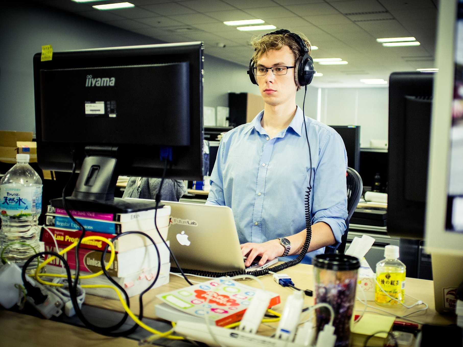 В Прикамье дефицит программистов