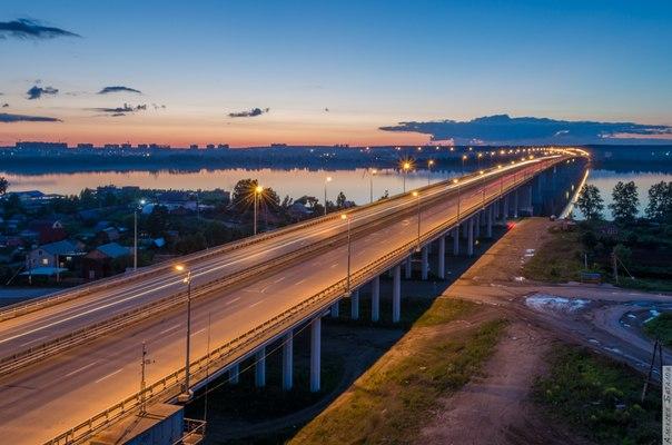 Где появится третий мост в Перми, станет известно к  концу года