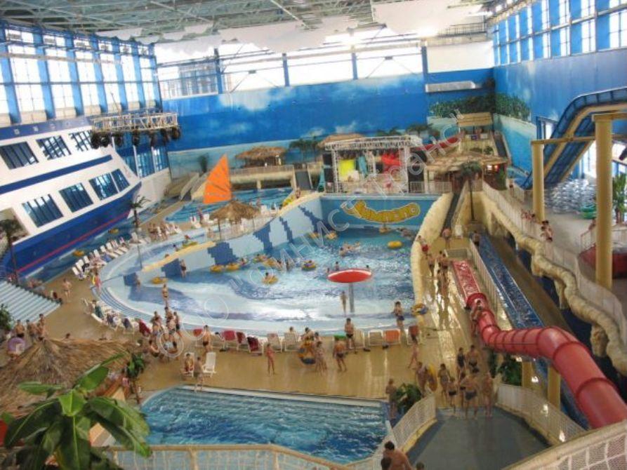 В Перми будет строиться аквапарк