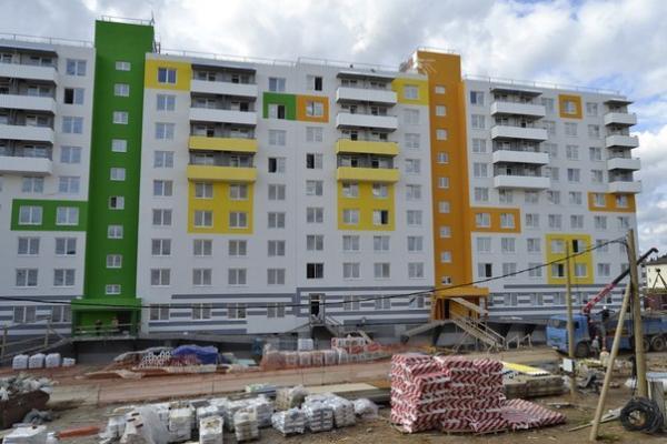 В березниковский ЖК «Любимов» через два года переедут десять тысяч человек
