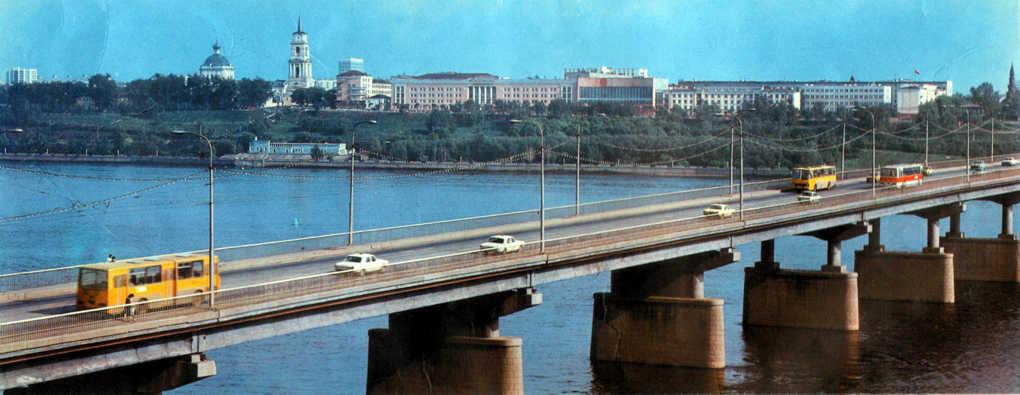 К 2025 году в Перми появится железнодорожный мост