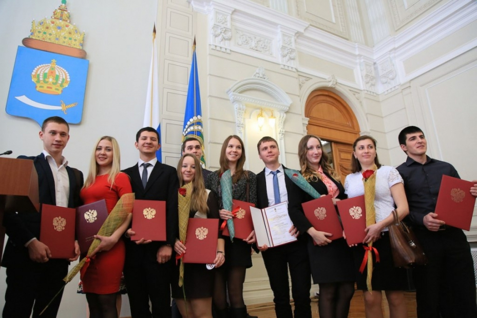 В Прикамье отмечается большое количество студентов-стипендиатов