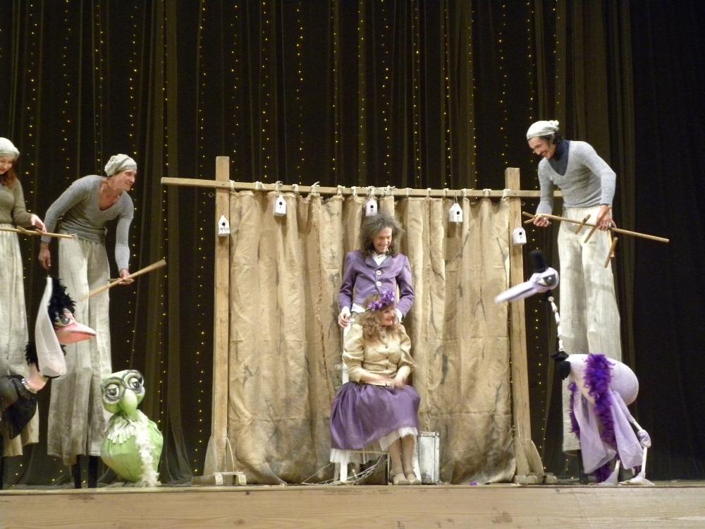 В пермском театре кукол – премьера