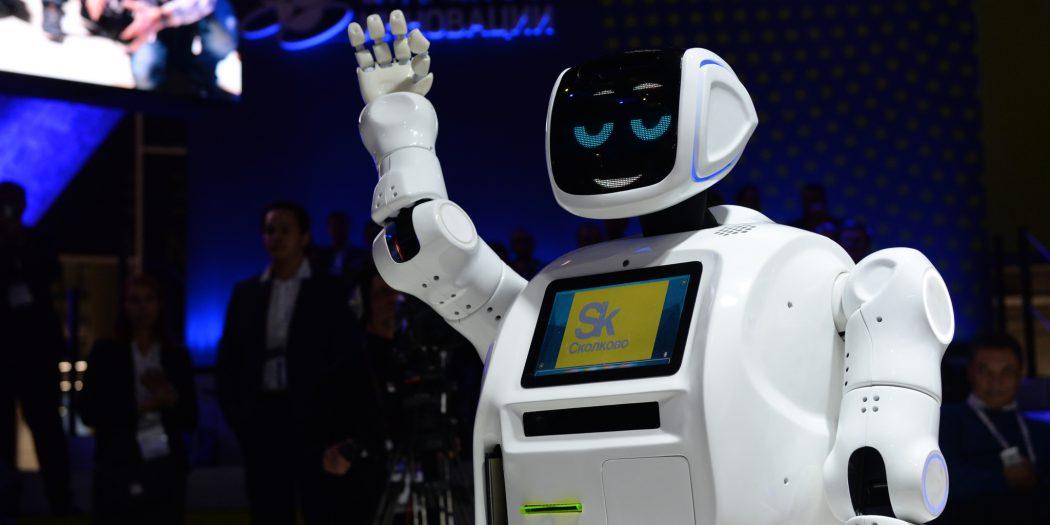 Пермяки поставят в США сорок сервисных роботов