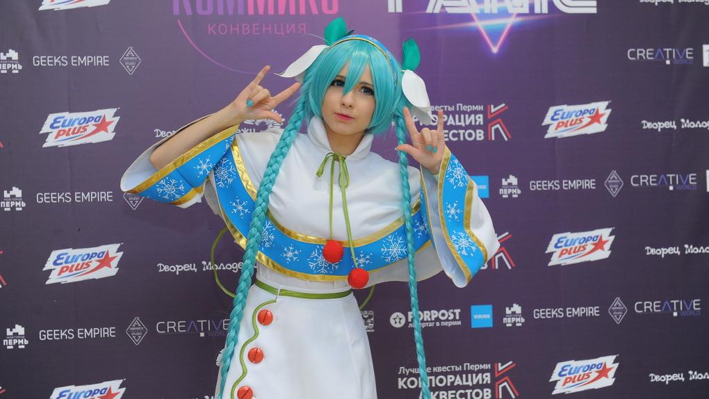 Фестиваль Panicomix состоялся в Перми