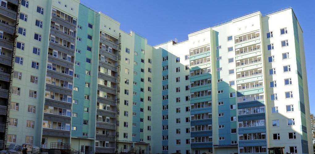 Около двухсот пермских семей въедут в новый муниципальный дом