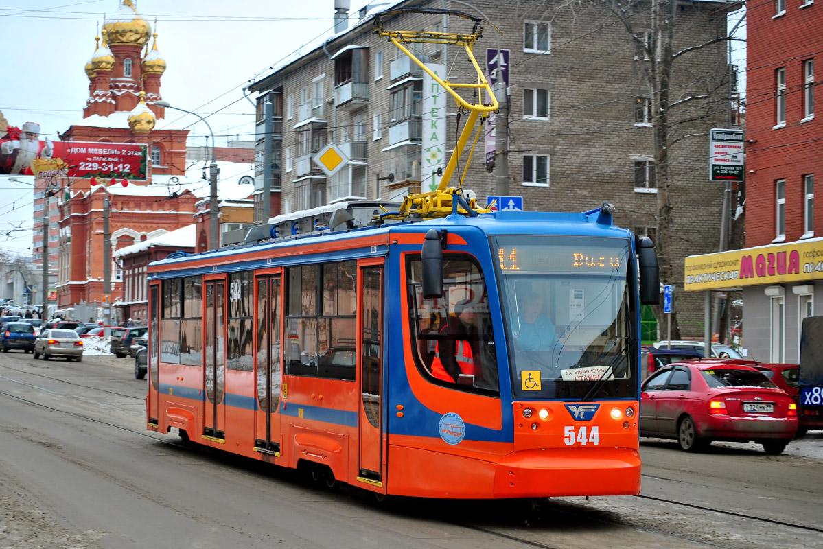 В Перми заработала система бесплатной пересадки на электротранспорте