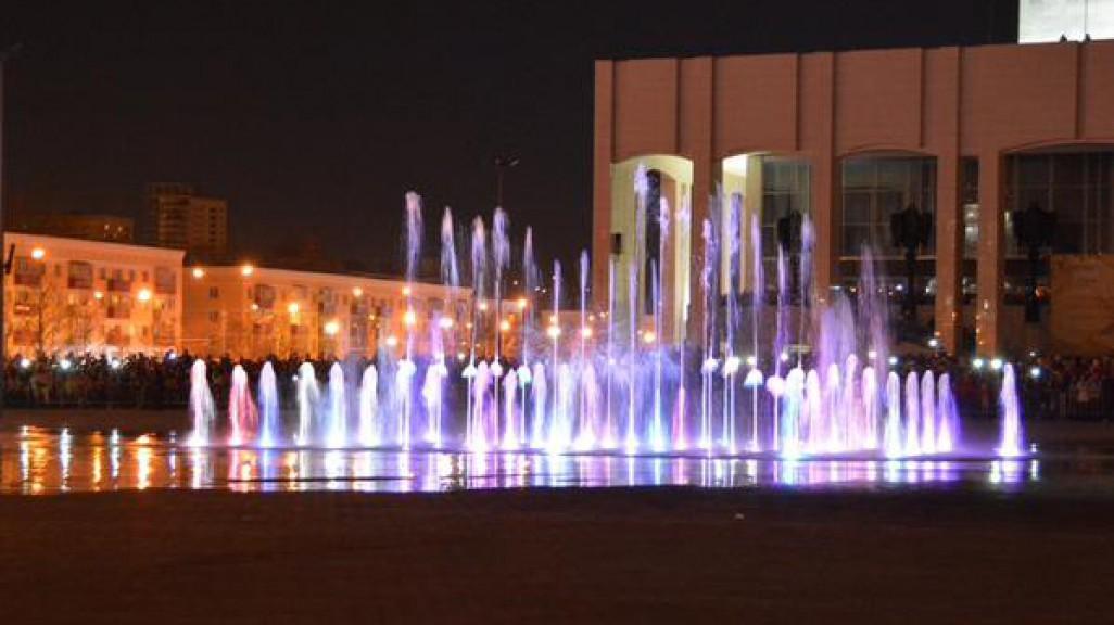 Содержание фонтана на пермской эспланаде обойдётся в 10,7 миллиона рублей