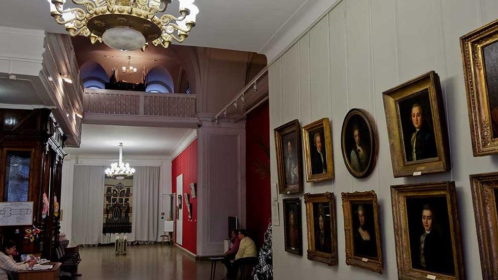 «Ночь искусств» состоялась в Пермской галерее