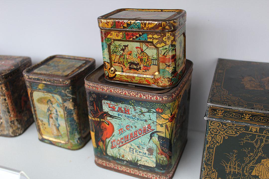 В Перми работает Музей упаковки