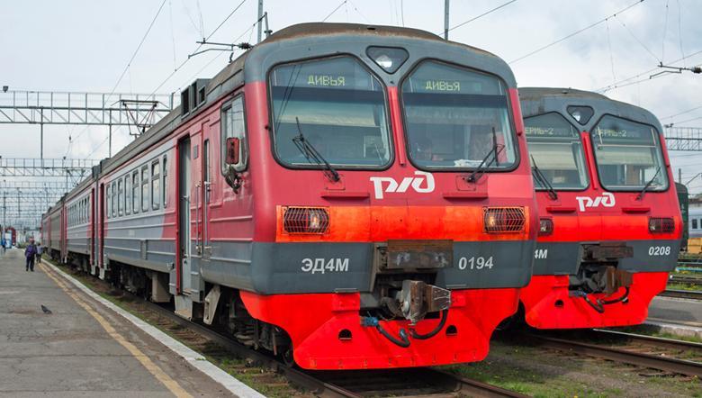 В Прикамье вырастет стоимость проезда в электричке