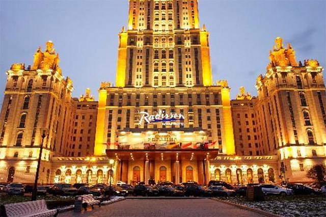 В Перми построят отель Radisson