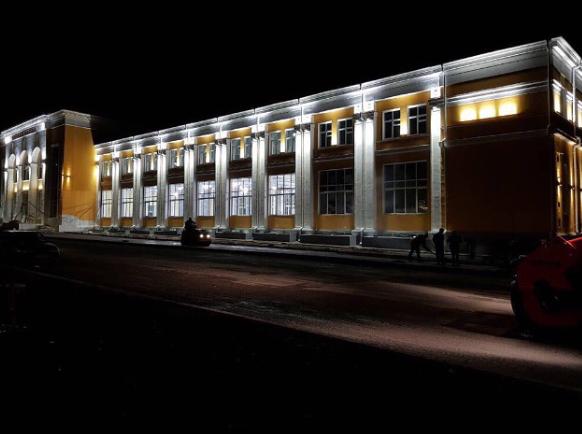В Перми открывается исторический парк «Россия – Моя история»