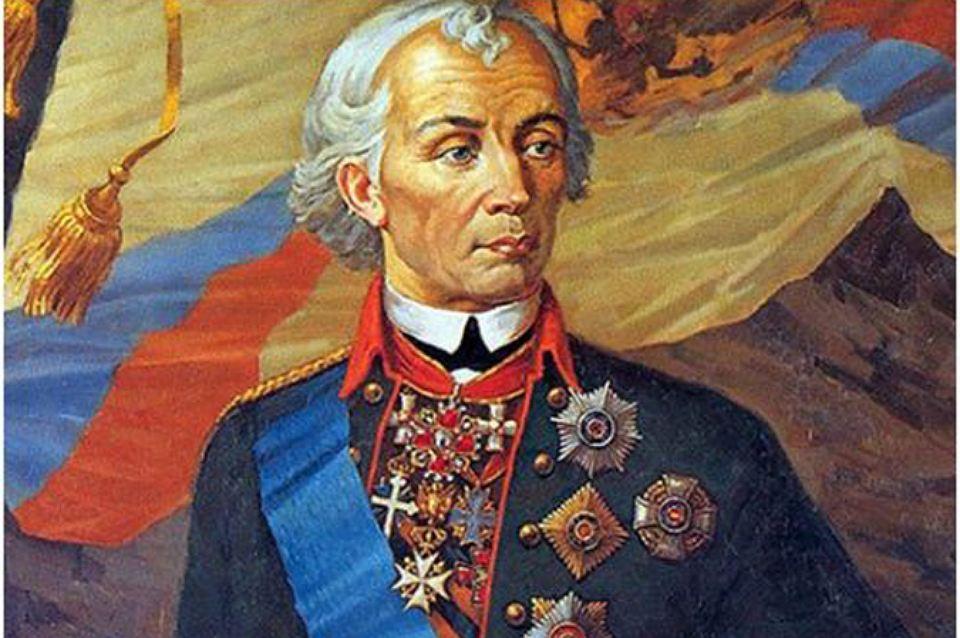 В Перми открылся памятник Суворову