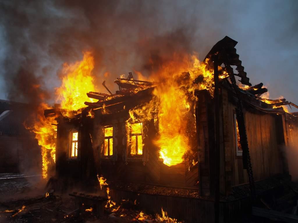 В Прикамье стартуют проверки домов на предмет пожарной безопасности
