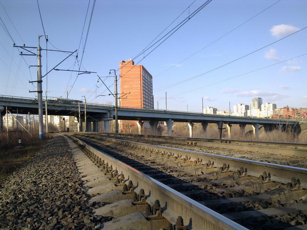 Скоро начнётся разработка северного железнодорожного обхода Перми