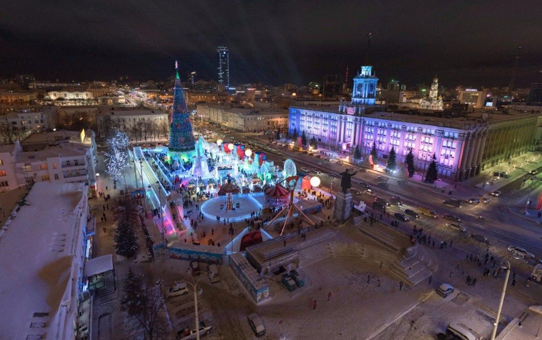 Новогодние каникулы в Перми будут сопровождаться множеством мероприятий