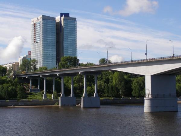 В Перми определились с компанией, которая будет строить Коммунальный мост