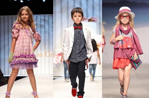 Семейный показ мод состоялся в Перми