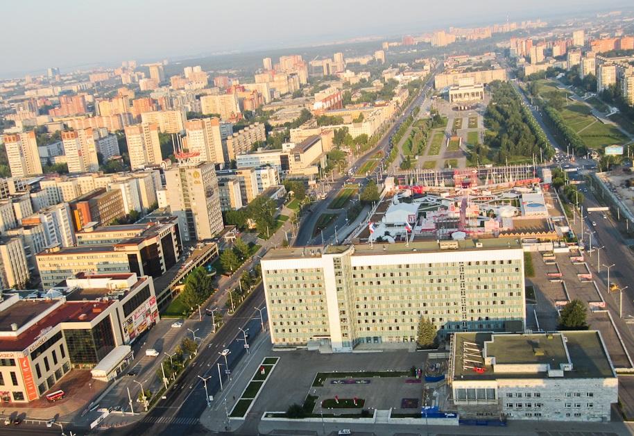 К юбилею столицы Прикамья обновят фасады зданий