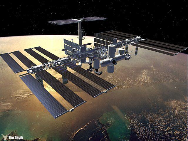МКС будет находиться над Пермью в марте