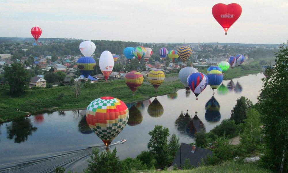 Кунгурская «Небесная ярмарка» названа лучшим туристическим проектом