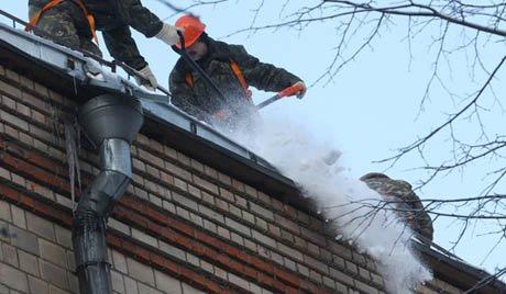 Одна из пермских поликлиник закрылась из-за угрозы обрушения крыши