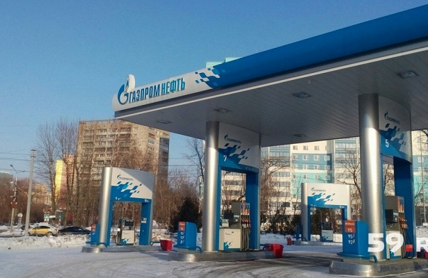 В Прикамье закрылись заправочные станции «Газпромнефти»