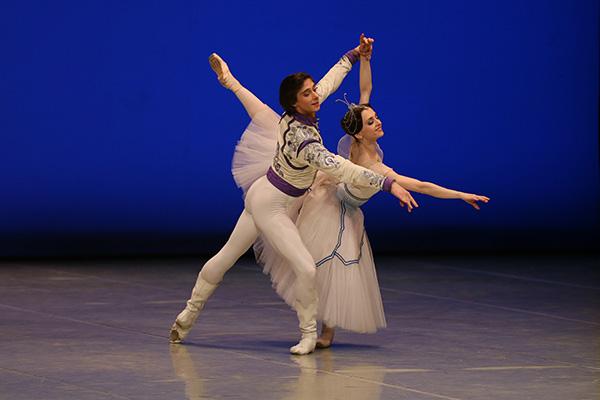 В апреле в пермском оперном театре стартует конкурс «Арабеск»