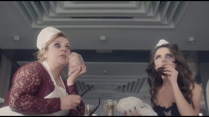 Марина Федункив снялась в клипе Филиппа Киркорова