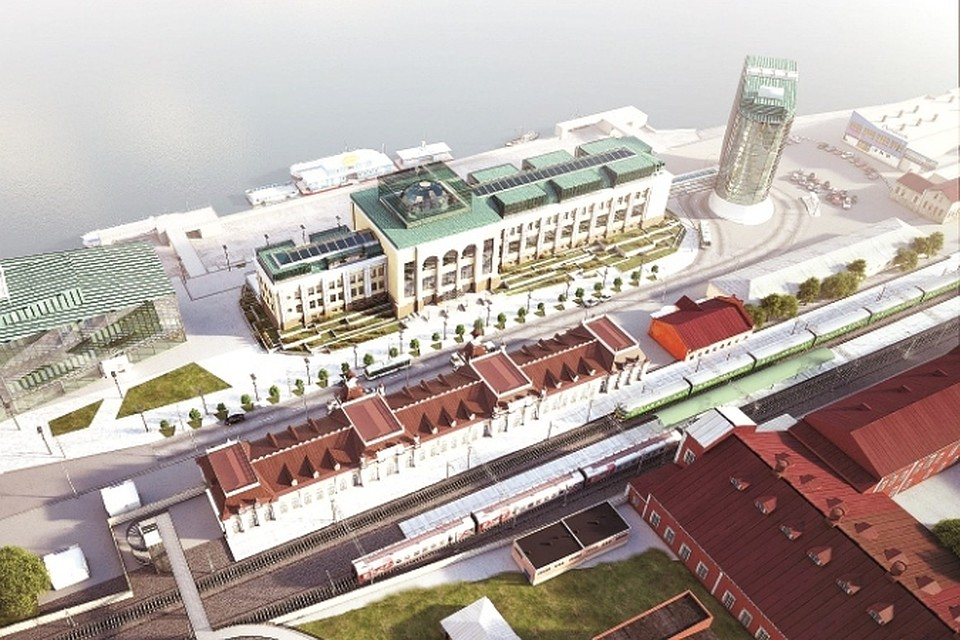 Через месяц в Перми определят инвестора проекта Пермь II