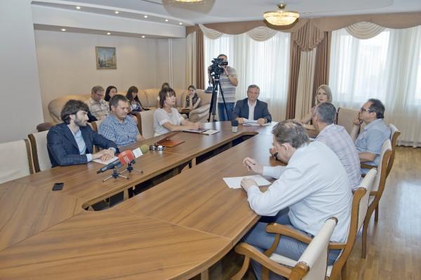 Архитекторы обсудили приоритетные проекты в рамках подготовки к 300-летию Перми