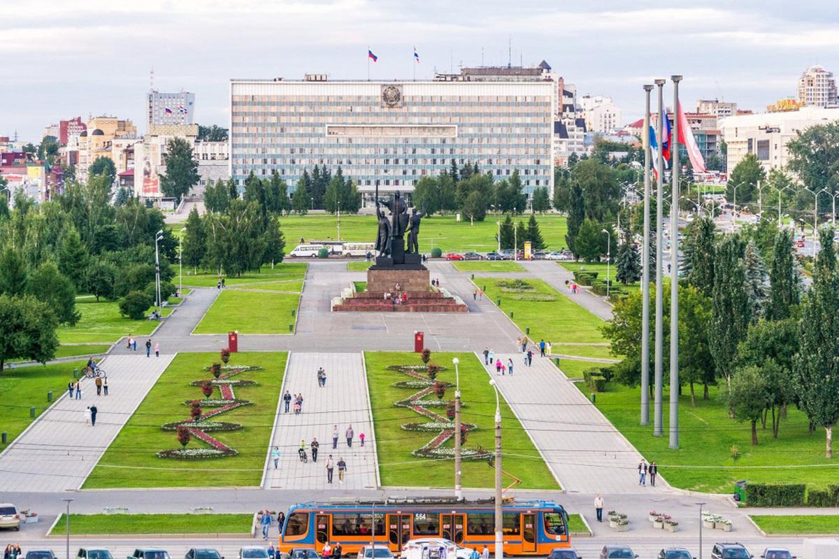 В администрации Перми обсудили концепцию развития эспланады