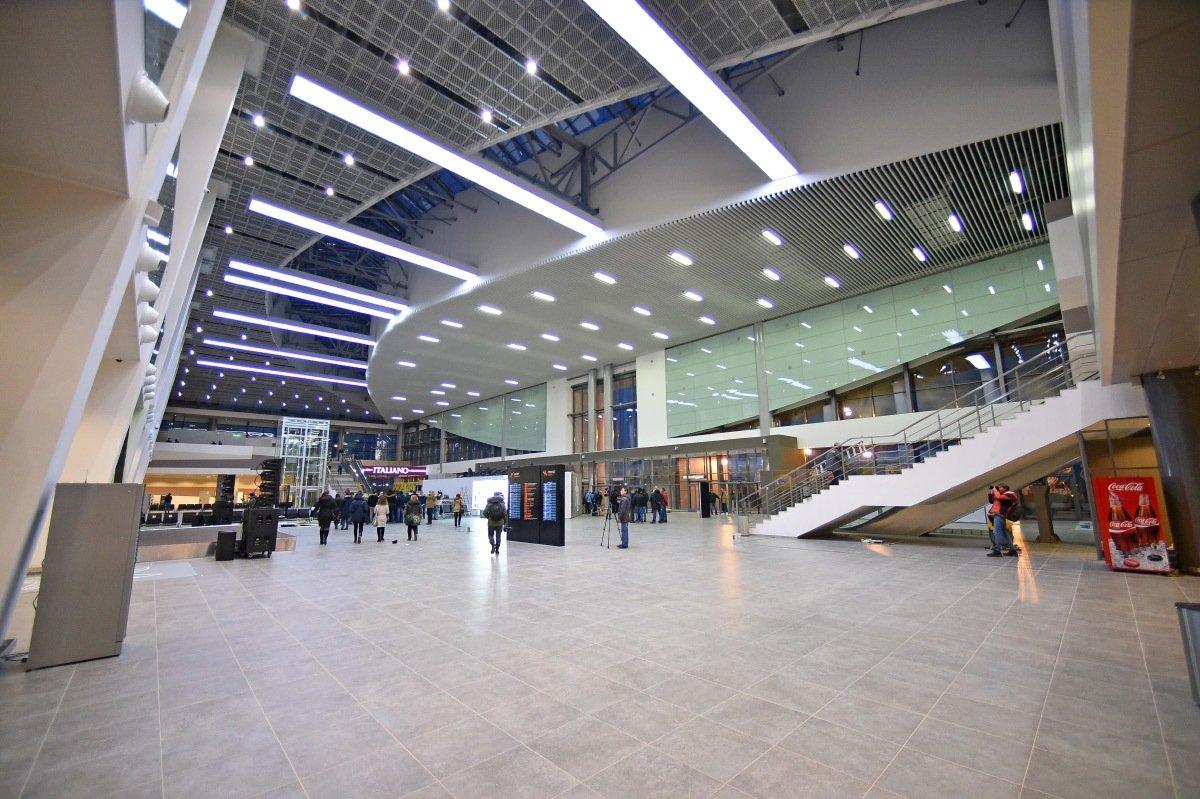 30 апреля открывается новый терминал аэропорта Перми