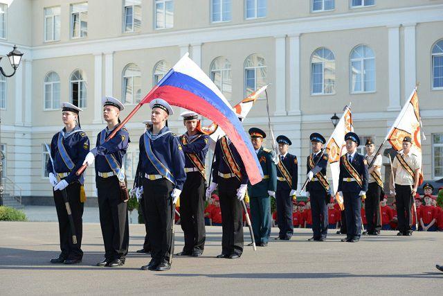 В Прикамье будет построен новый корпус кадетской школы