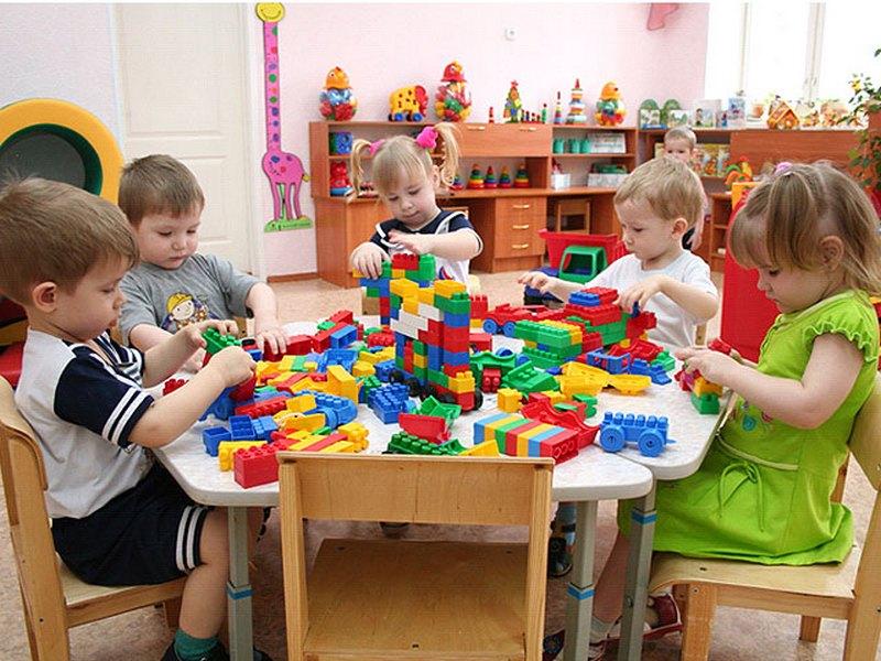 В столице Прикамья начали комплектовать детские сады