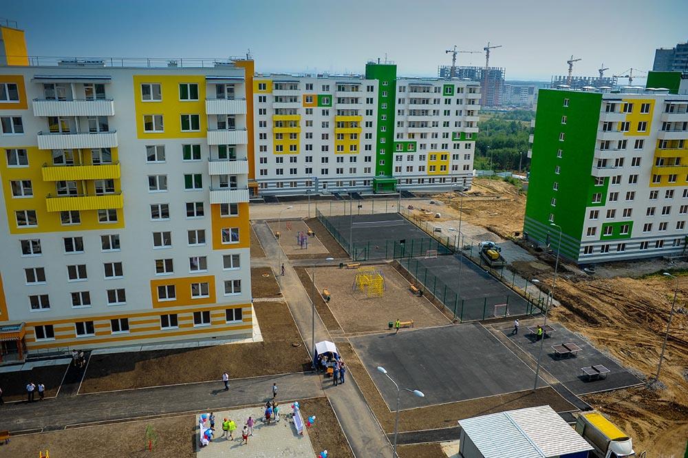 Корпорация развития Пермского края определилась с подрядчиками ЖК «Любимов»