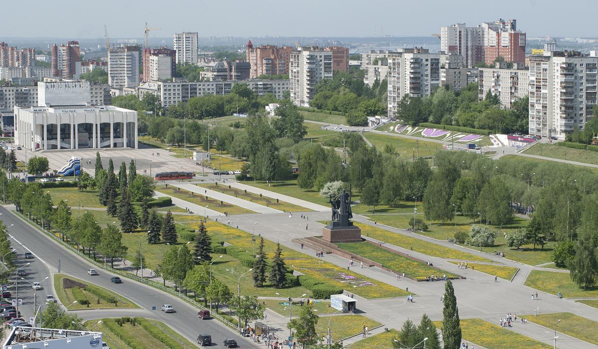 Эксперты выступили против проекта реконструкции пермской эспланады