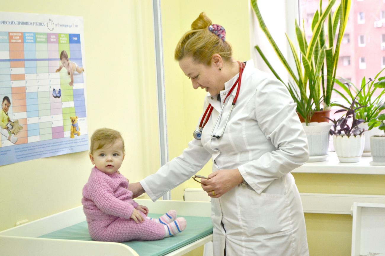 В Перми построят новую детскую поликлинику