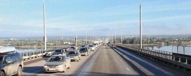 В Перми хотят ускорить проезд по Коммунальному мосту