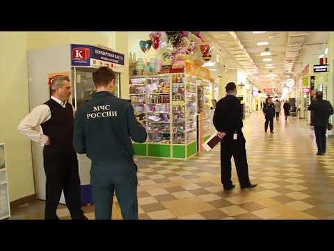 В торговом центре «Строймастер» выявили 108 нарушений