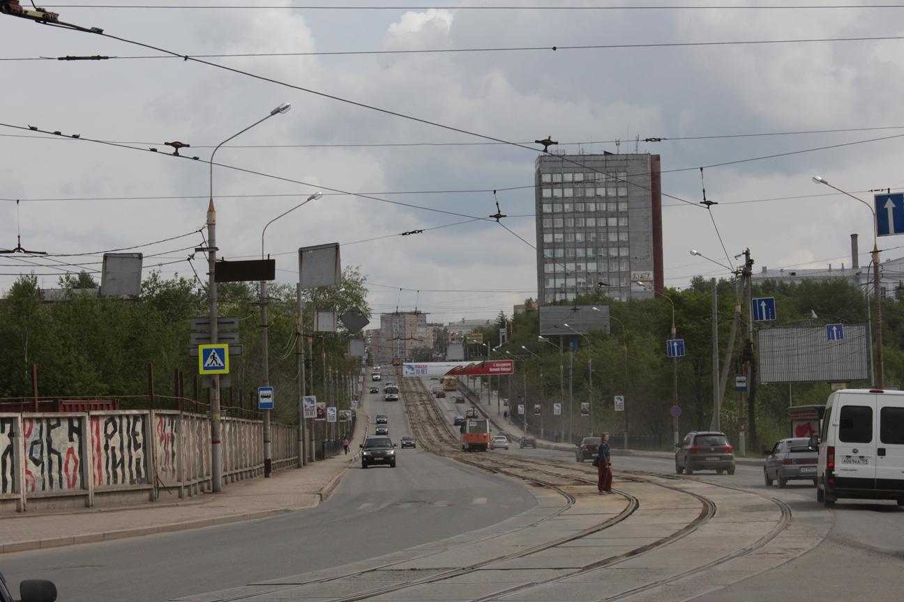 В Перми приступили к капремонту улицы Уральской