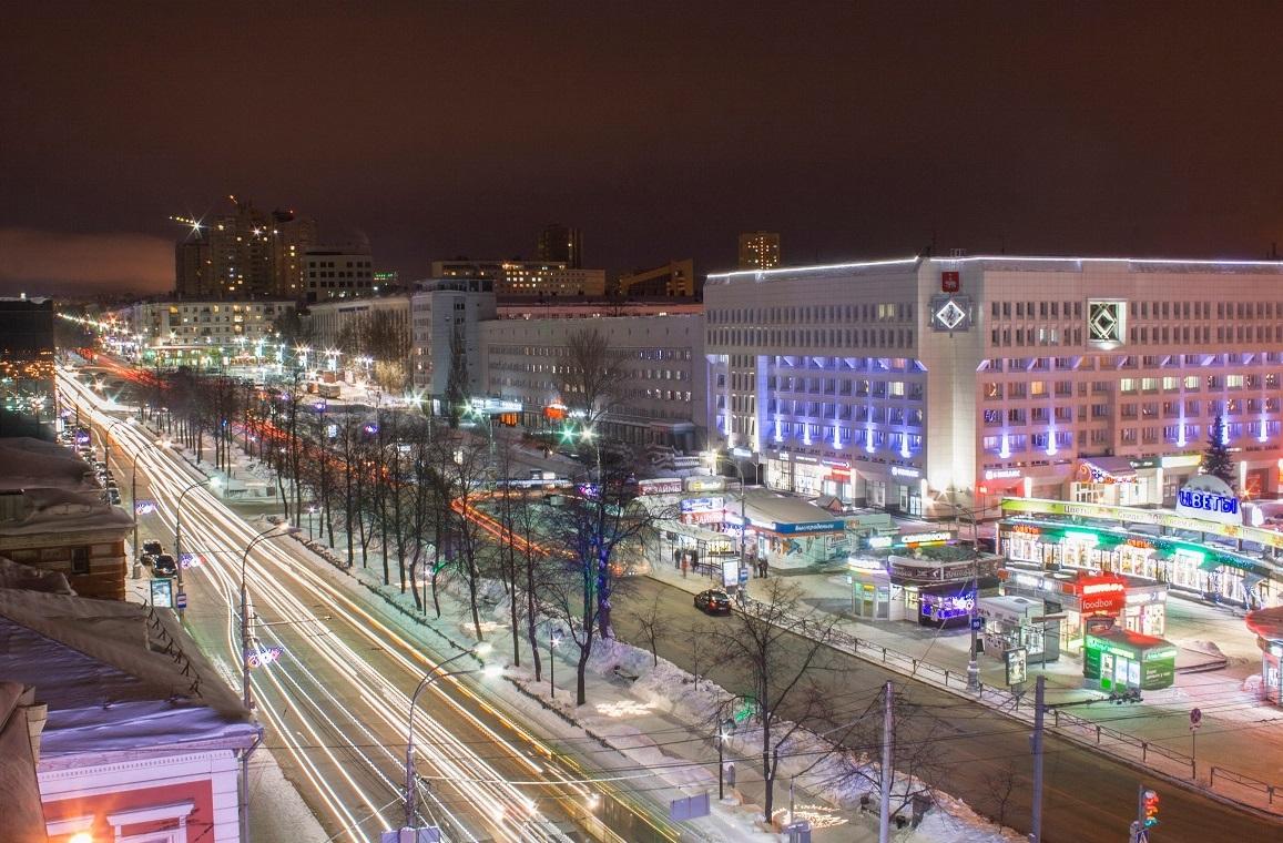 Комсомольский проспект Перми будет реконструирован